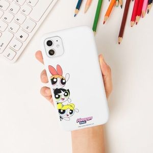Powerpuff Girls iPhone 7/8 White Case